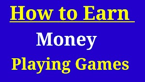 how to earn money playing games
