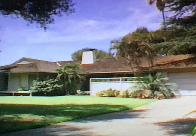 The Actual House In Brentwood Was Rebuilt On The Disney/MGM Studios Backlot  After The First Season. This Was Taken On My Polaroid Camera Back In 1987  On The ...