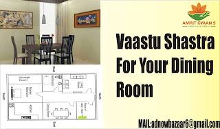 Vaastu Shastra For Your Dining Room