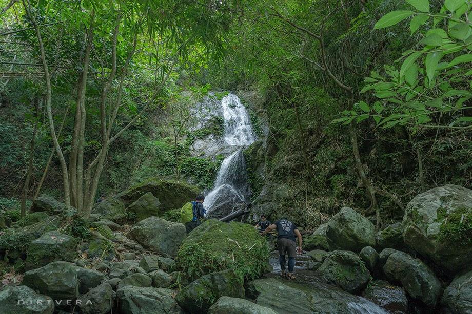 Nagtatagong Paraiso Falls