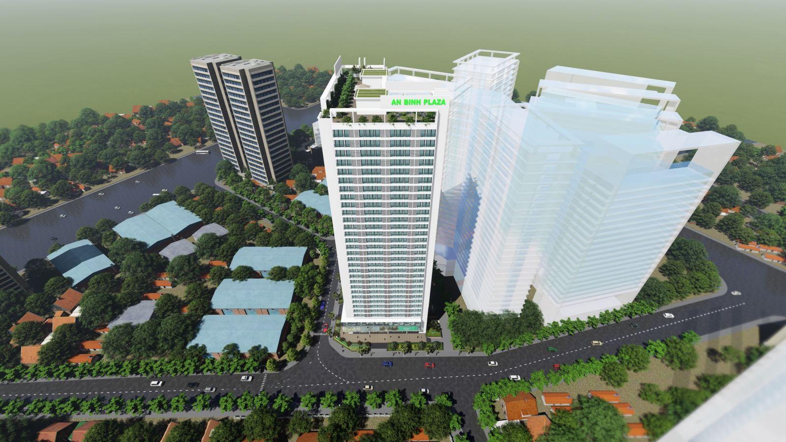 Chung cư An Bình Plaza 97 Trần Bình