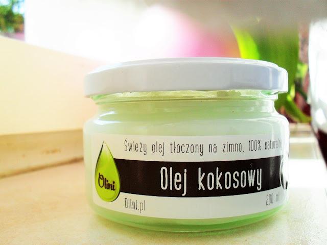 Olej kokosowy - olini.pl