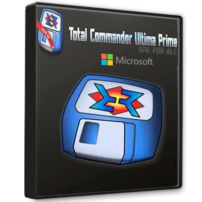 Total Commander Ultima Prime v8.0 - Software de gestión de archivos