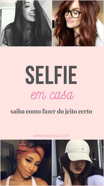 dicas para selfie