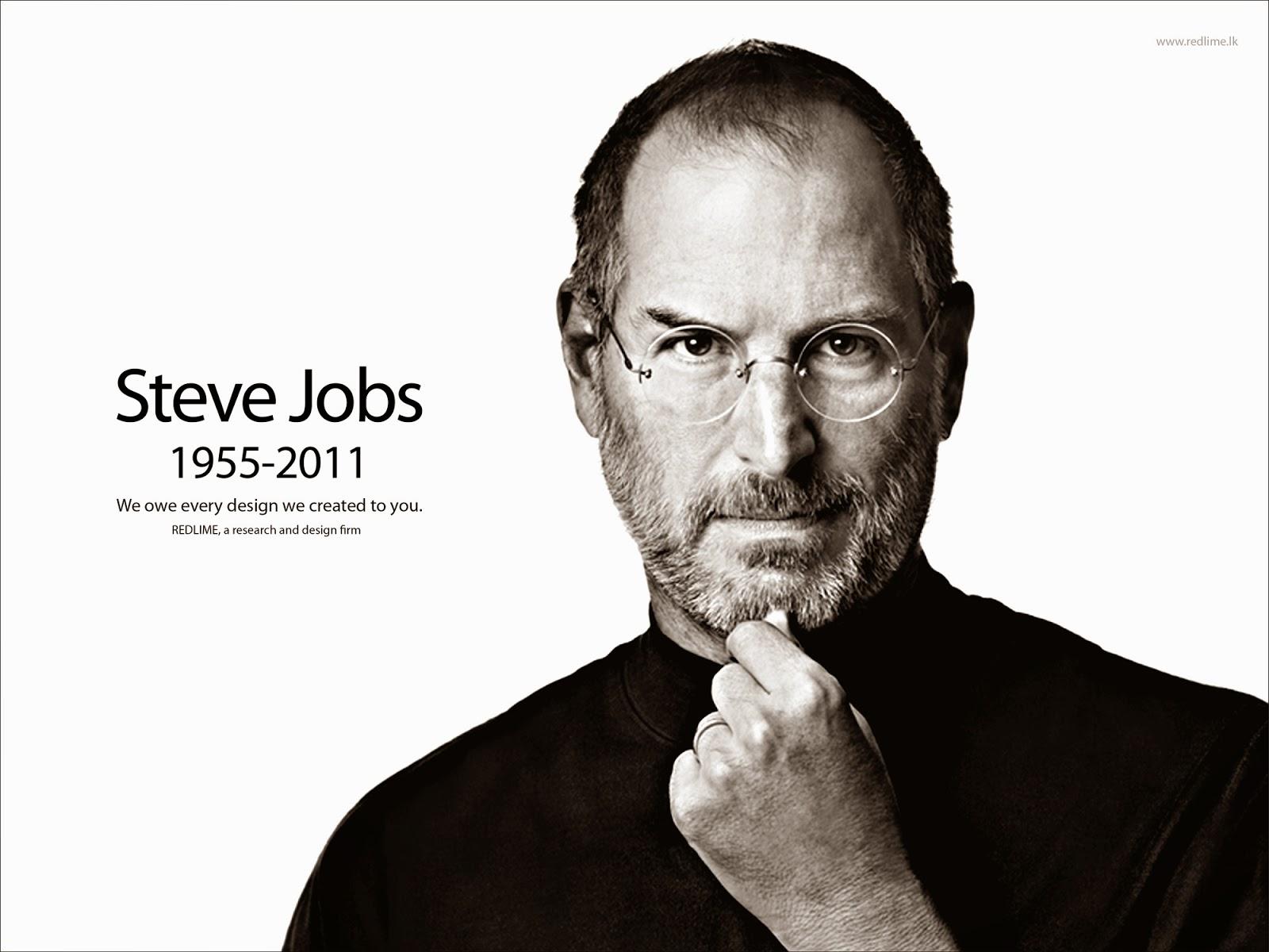 Một số câu nói đáng nhớ của Steve Jobs