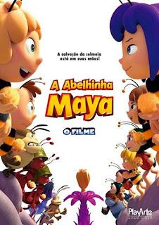 A Abelhinha Maya: O Filme - BDRip Dublado