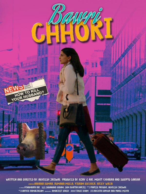 Bawri Chhori (2021) Hindi 720p | 480p HDRip x264 600Mb | 250Mb