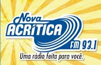 Rádio Acrítica FM de Manaus AM ao vivo