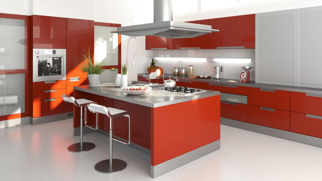 Cost-Effective Modular Kitchen, Modular Kitchen