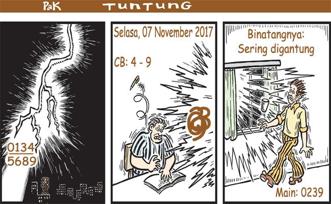 Prediksi Gambar Pak Tuntung Selasa 07 11 2017