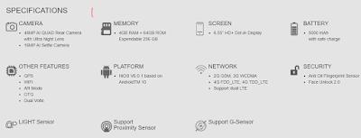 Tecno Camon 15 price features