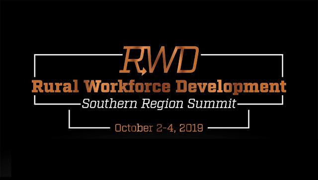 Rural Workforce Development Summit Logo