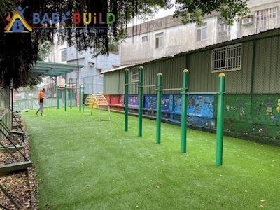 桃園市八德區大成國小 兒童遊戲場設施改善