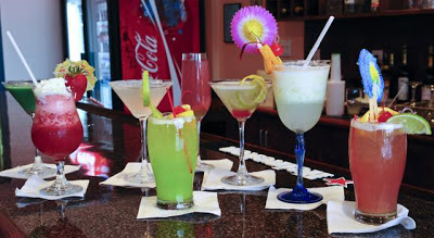 Cocktails Tragos
