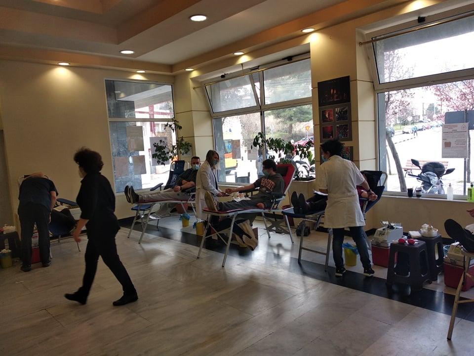 146 εθελοντές πρόσφεραν αίμα στην Ξάνθη [ΦΩΤΟ]
