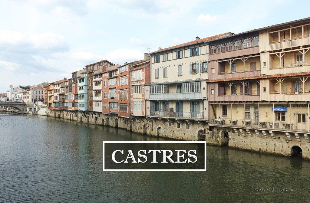 Qué ver en Castres, un día a orillas del río Agout