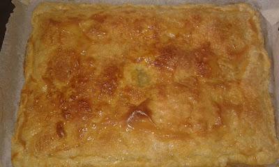 empanada manzana