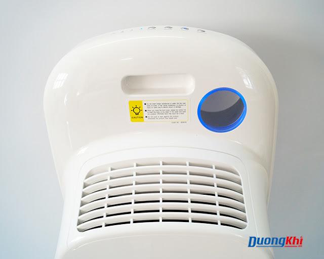 Máy lọc không khí có sử dụng trong phòng mở được không?