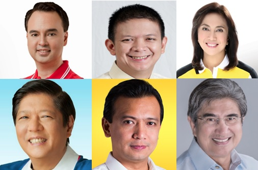Comelec Election Results 2016: Vice President partial, unofficial