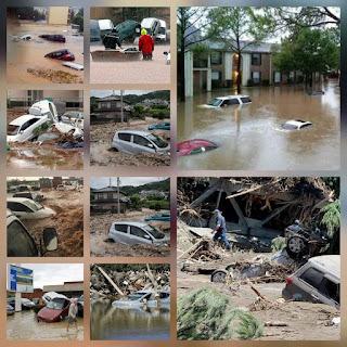 Científicos advierten que las graves inundaciones que se registran cada siglo podrían ocurrir cada año.