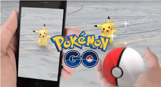 Manfaatkan Pokemon Go