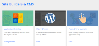 WordPress 1-click install