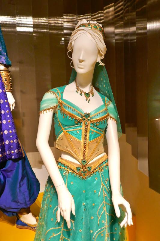 Naomi Scott Aladdin Princess Jasmine costume