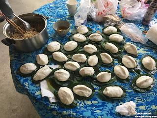 客家傳統美食 客家菜包,純手工製作