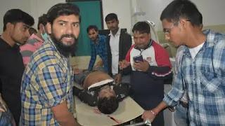 सीतामढ़ी में बेखौफ बदमाशों ने युवक को दौड़ाकर मारी गोली, हत्या करने के बाद दर्जनों राउंड की फायरिंग
