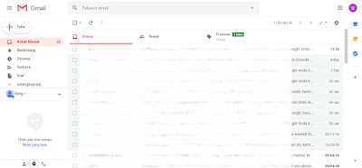 dashboard gmail