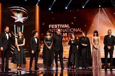 """الدورة السابعة عشرة للمهرجان الدولي للفيلم بمراكش """"تحقق نجاحا جماهيريا كبيرا"""""""