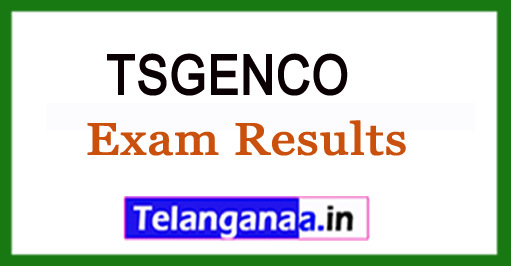 TSGENCO 2018 Mechanical Exam Results With Ranks