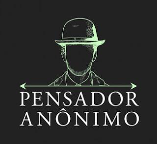Logo Pensador Anônimo