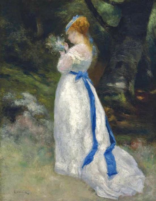 a biography of pierre auguste renoir a french impressionist painter Pierre auguste renoir (pyĕr ōgüst´ rənwär´), 1841–1919, french impressionist painter and sculptor, b limoges renoir went to work at the age of 13 in paris as a decorator of factory-made porcelain, copying the works of boucher in 1862 he entered m c gleyre's studio, where he formed lasting friendships with bazille.
