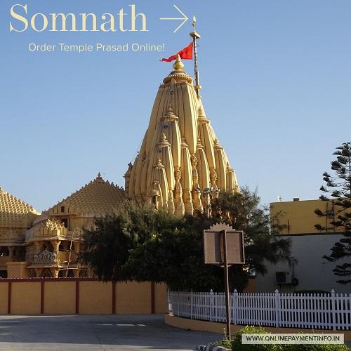 order somnath temple prasad online