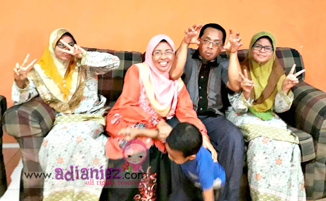 WW | My Family Photo Syawal 2017