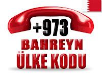 +973 Bahreyn ülke telefon kodu
