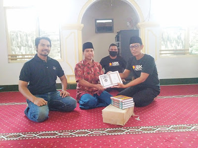HBK Peduli Bagikan 10.000 Al-Quran, Dorong Semangat Mengaji di Bulan Ramadhan