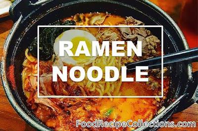 Ramen Noodle Recipes Chicken