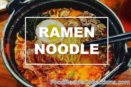 Simple Ramen Noodle Recipes Chicken