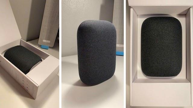 Loa thông minh Nest Home bị rò rỉ tập trung nhiều hơn vào âm nhạc so với Google Home