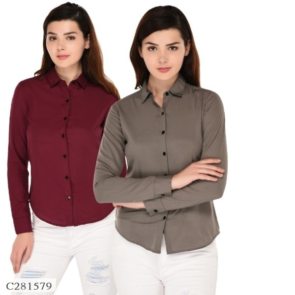 Womens Combo of 2 Shirts Online Shopping in India   Womens Shirts Set of 2 Online Shopping   Combo of 2 Shirts For Women Online Shopping   Pack of 2 Womens Shirts Online Shopping in India   Womens Shirts Online Shopping   Shirts For Women Online Shopping   Online Shopping in India   Best Shopping Website India  