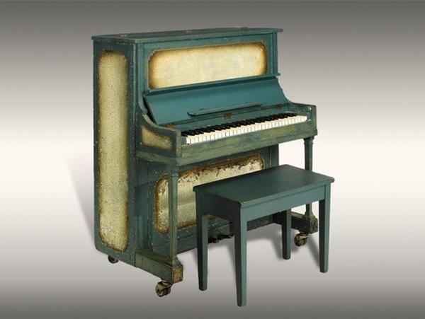 Chiếc đàn Piano cổ trong phim Casablanca