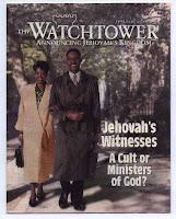 Saksi yehuwa organisasi kultus