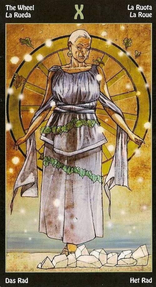 Tarot Notes A Journey Through My Tarot Decks The Magician: Tarot Notes: REVIEW (by Zanna): Elemental Tarot