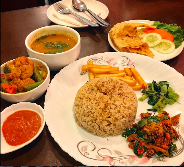 vegan in nepal