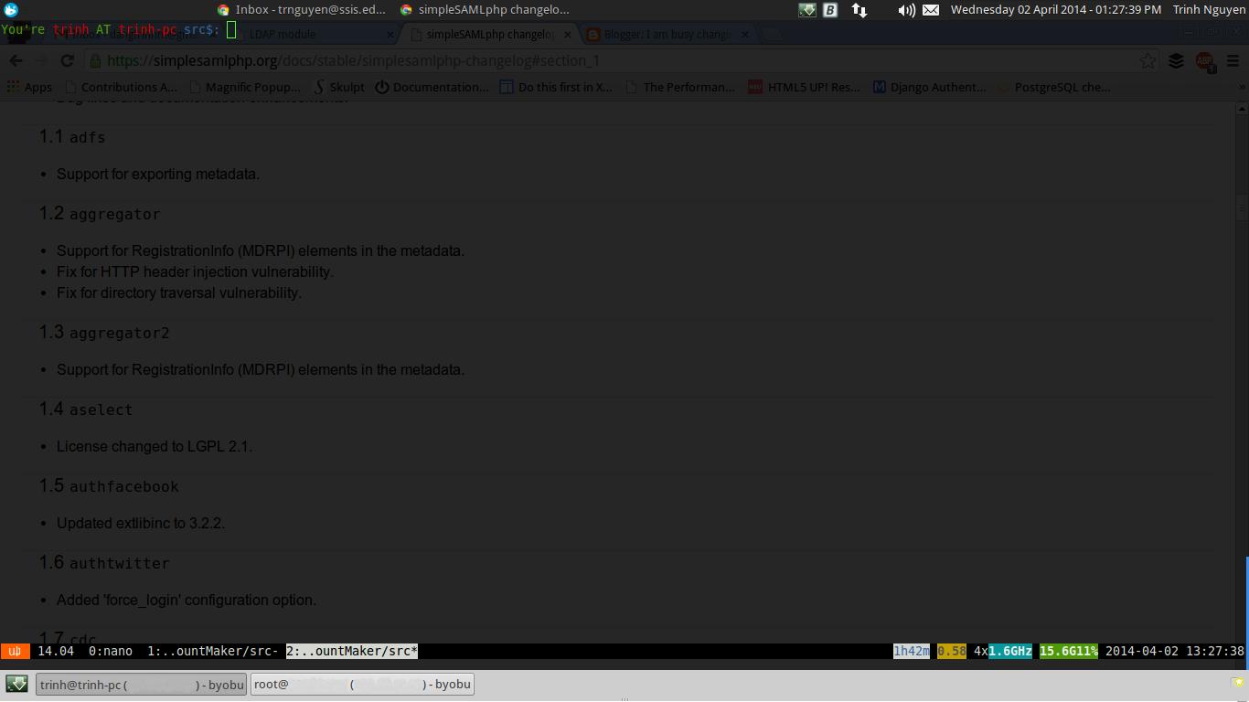 Install and customize ZSH shell in Xubuntu