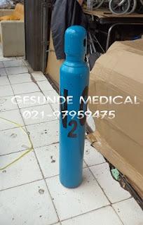Tabung Gas N2O