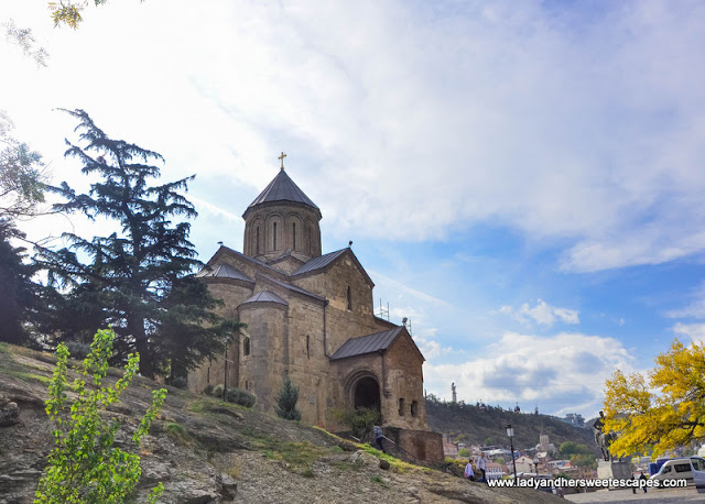 Metekhi St. Virgin Church