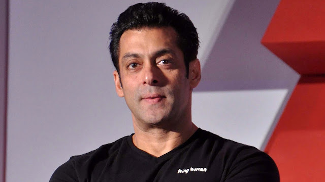 Salman khan Wallpaper in Black T-shirt